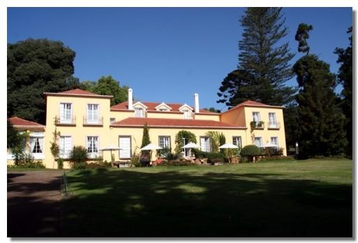 Quinta Casa Velha du Palheiro, immense propriété sur les hauteurs de l'île, riche de 2 siècles d'histoire et unique Relais & Châteaux de l'Ile