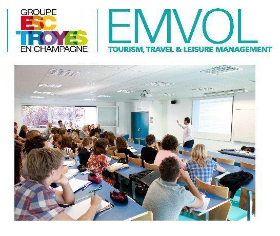 Groupe ESC Troyes - EMVOL