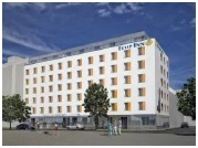 Le Tulip Inn de la gare Sud de Vienne ouvrira ses portes en septembre 2012 - Photo Louvre Hotels Group