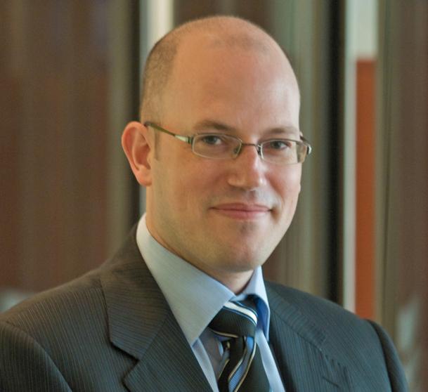 Craig Cochrane est nommé au poste de Senior Vice President Human Resources. DR