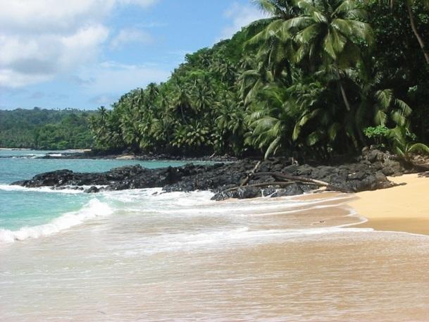 Sao Tomé est la grande nouveauté de la programmation Hiver 2012-2013 d'Héliades - Photo DR