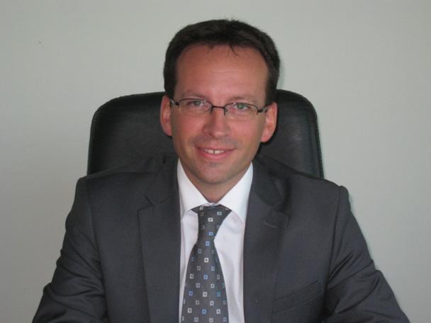 Philippe Morel est le nouveau directeur d'exploitation de l'aéroport Brest Bretagne - DR