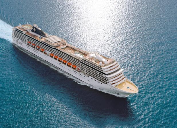 En janvier dernier, 2 156 passagers dont 798 français ont embarqué à bord du MSC Magnifica pour un voyage de 117 jours à travers les 5 continents.  - DR