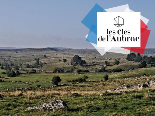 DR  Les Clés de l'Aubrac / Réveil de l'Aubrac