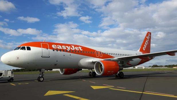 easyjet renforce son offre sur Nantes, Bordeaux et Rennes