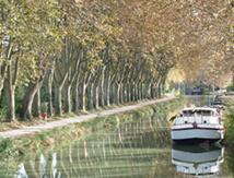 DR  AFA privé / Le Canal du midi à vélo