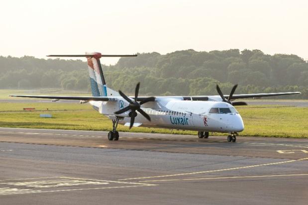 La ligne sera opérée jusqu'au 26 septembre avec 2 vols hebdomadaires - DR Luxair