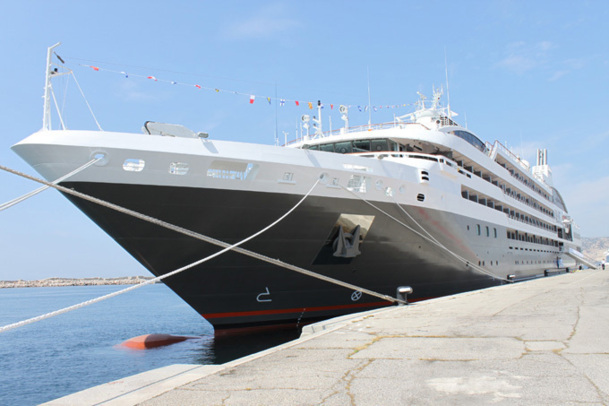 ux côtes du mythique Ponant, du Boréal (mai 2010) et de l'Austral (avril 2011) , un troisième sister ship le Soléal rejoindra la compagnie le 13 juillet prochain. - Photo TM