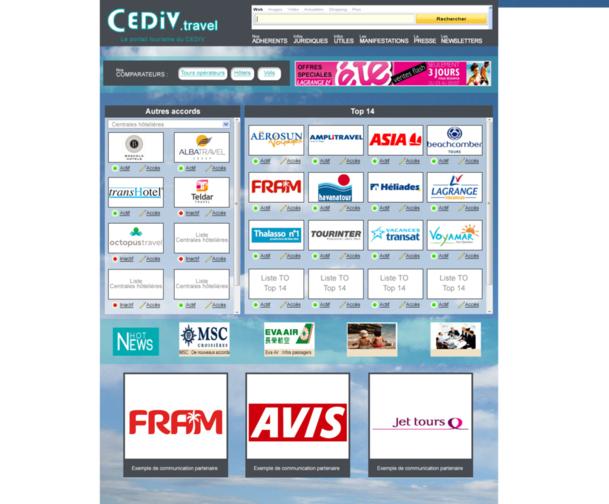 Cediv : lancement du nouveau portail et de 3 Newsletters thématiques à Top Resa