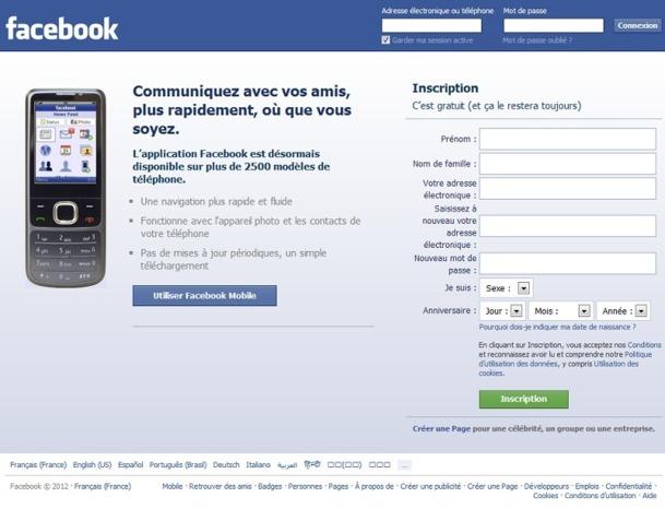Emmanuelle Poisson va se lancer sur Facebook avec son agence Quintessen'Ciel courant septembre 2012 - Capture d'écran