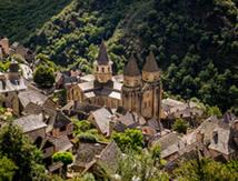 Abbatiale Sainte Foy, Conques / DR kev_kiwi Fotolia