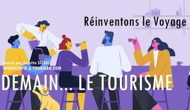 """""""Demain… le Tourisme !"""" : le Groupe prospectif qui cartonne sur Facebook !"""