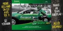 Réseaux : Europcar lance le Challenge Sprint 2012