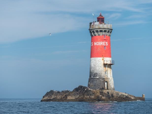 Sur la route des phares. Une pointe maritime qui possède la plus forte concentration de phares d'Europe. Emmanuel Berhier. CRT Bretagne.