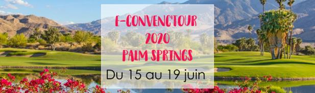"""eConvenctour CEDIV à ePalm Springs - Day 4 - """"Redonner du sens au voyage"""" par Olivier Babeau à 15h"""