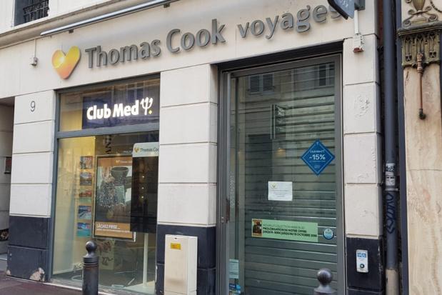 Le ras le bol des ex-Thomas Cook ballottés entre les repreneurs et les administrateurs judiciaires - Crédit photo : CE