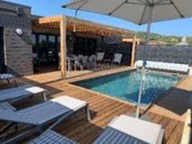 Une des nouvelles résidences en Corse - DR