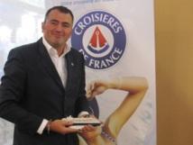 Antoine Lacarrière est le Directeur général de Croisières de France - Photo P.C