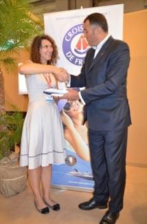 Croisières de France et Kuoni ont signé un accord de partenariat, mardi 18 septembre 2012, dans le cadre de l'IFTM - Photo Caroline Dherbey