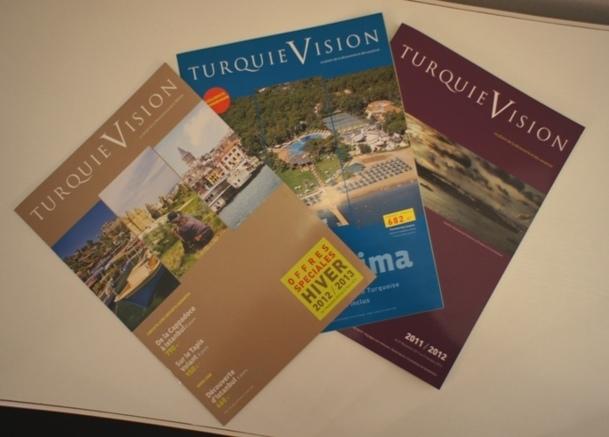La nouvelle brochure annuelle sera publiée d'ici une quizaine de jours / Photo CE