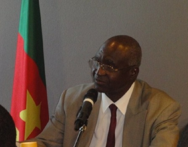 Malgari Bello-Bouba, ministre d'Etat du Tourisme et des Loisirs du Cameroun - Photo A.P