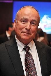 M. Faidherbe a reçu le prix d'Hôtelier de l'année par l'Association des Industries Hôtelières Monégasques - Photo DR