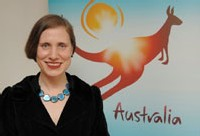 Tourism Australia : K.Gutschmidt, nouvelle responsable RP Europe Continentale