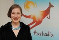 Tourism Australia : K.Gutschmidt, nouvelle responsable RP Europe Continentale