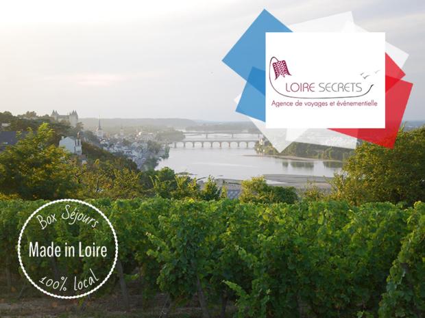 © Loire Secrets / Entre Château Loire et Vigne