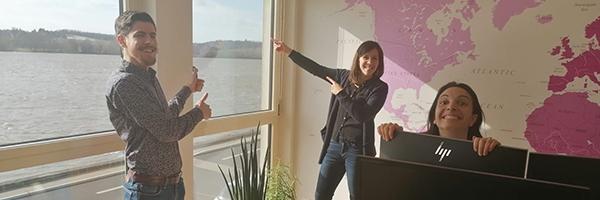 © Loire Secrets / Nos bureaux en immersion face à la Loire, source d'inspiration*