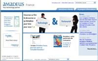 Amadeus France : le site institutionnel fait peau neuve