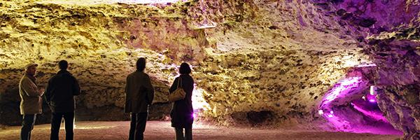 Grottes du Foulon -  © Patrick Forget ADRT28