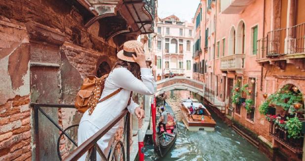 Marco Vasco vient de lancer un site dédié à l'Italie - DR