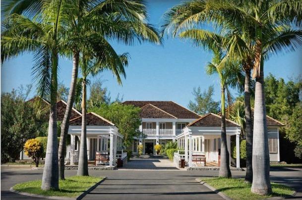 L'hôtel Lux* de l'île de la Réunion, dans la région de Saint Gilles. DR