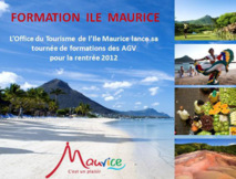 Spécial AGV : l'Ile Maurice en tournée de formations début octobre