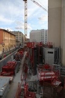 L'échéance de 2013 permet à Marseille de développer son espace urbain - Photo : XavierZIMMERMAN