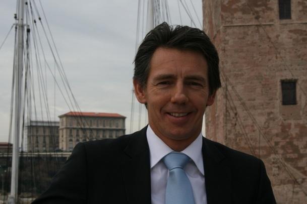 Maxime Tissot, Directeur de l'Office du Tourisme et des Congrès de Marseille, n'en doute pas : 2013 va permettre à la ville et à sa région de développer sa fréquentation touristique - Photo : OTCM 2009