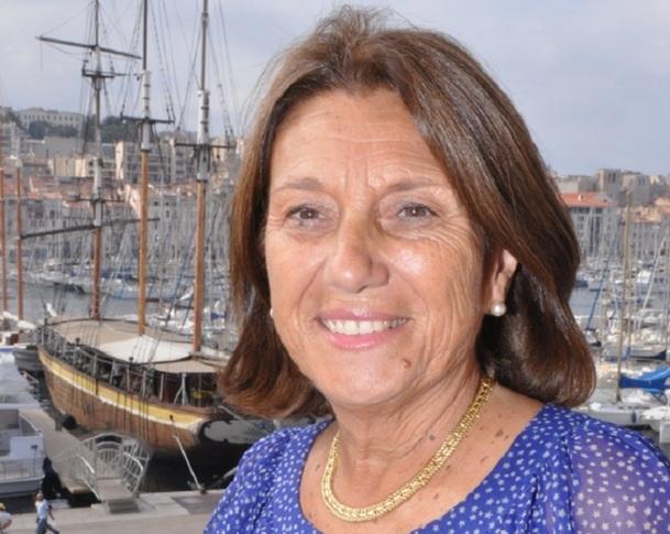 Selon Dominique Vlasto, adjointe au maire de Marseille, chargée du tourisme, le centre-ville sera débarrassé de tous ses travaux en 2013 - Photo DR