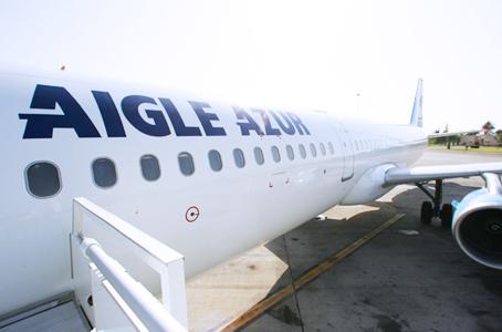 Aigle Azur pourrait donc ouvrir l'été prochain une liaison entre Nice et Moscou. / Aigle Azur DR