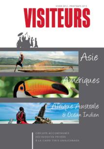 La nouvelle brochure Visiteurs à consulter sur Brochuresenligne.com /photo DR