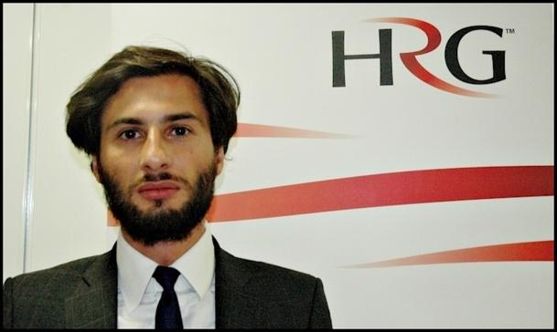 """Mathieu Dobol : """"Les gens qui travaillent chez HRG ont souvent réalisé toute leur carrière dans le tourisme. Mon regard extérieur peut s'avérer un avantage pour relancer notre politique de ressources humaines"""" / photo DR"""