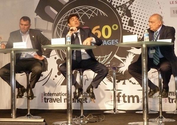 Le débat sur la rémunération des agences de voyages est lancé aux USA. Simple coïncidence ou pas, la question est également posée sur le marché français, après la conférence consacrée aux croisières, lors du dernier IFTM Top Résa - DR : M.S.