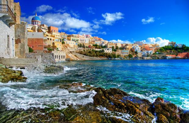 L'économie de la Grèce est dopée au tourisme allemand... /crédit DepositPhoto