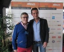 Yves et Pierre-Olivier Guillermin ont profité de la Convention pour informer leurs collaborateurs que les opérations de 2012 se sont bien déroulées - Photo P.C