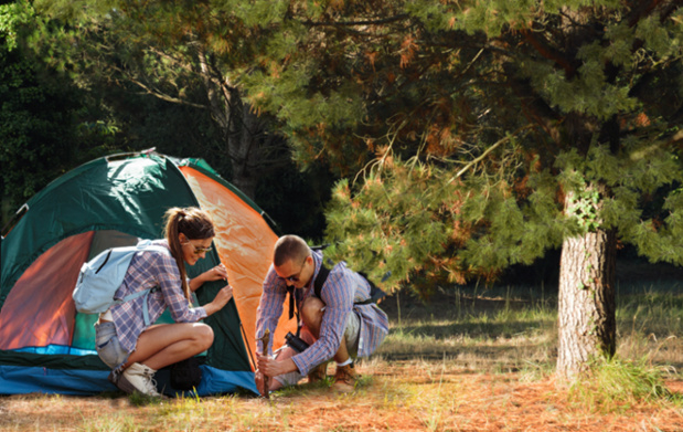 Azureva, surtout connu pour son offre Villages Vacances, propose également des destinations camping dans toute la France /crédit DR