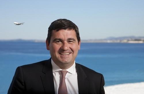 Dominique Thillaud devient Président du Directoire d'Aéroports de la Côte d'Azur - Photo DR