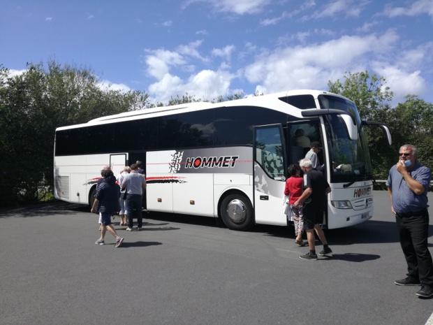BLB Tourisme a accueilli ses deux premiers groupes dans le Grand Ouest, après des mois de confinement et de restrictions - DR : BLB Tourisme