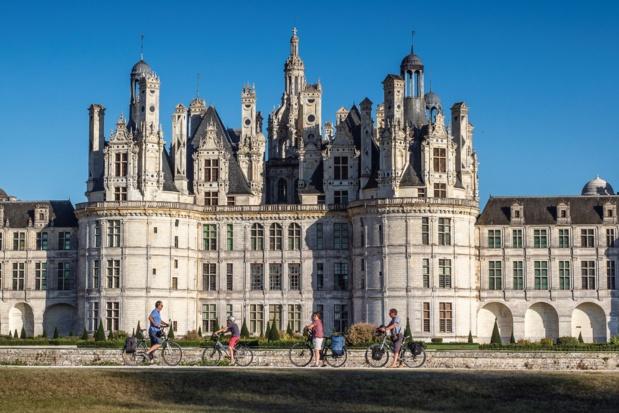 Chambord, le château le plus emblématique du Val de Loire - DR : Darrault David, CRT Val de Loire