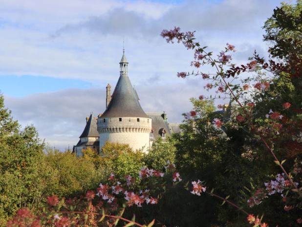 Le château de Chaumont-sur-Loire à l'automne - DR : Delong Florence, CRT Centre Val de Loire