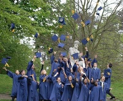 L'AIM célèbre ses 20 ans avec les diplômés de sa 18e promotion - Photo DR
